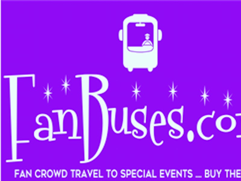 Fanbuses.com in Beyond Dallas