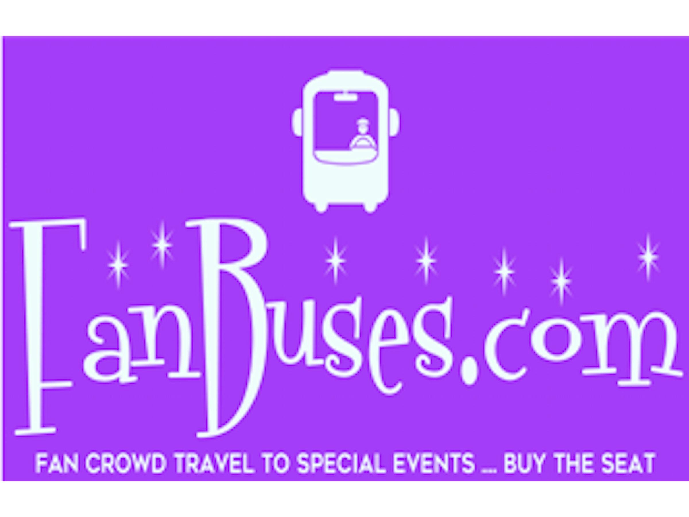 Fanbuses.com in Beyond Dallas