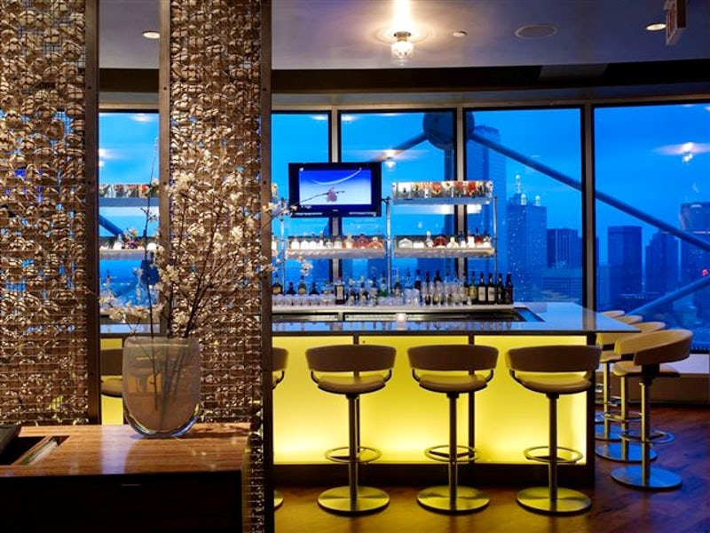 Five Sixty by Wolfgang Puck in Beyond Dallas