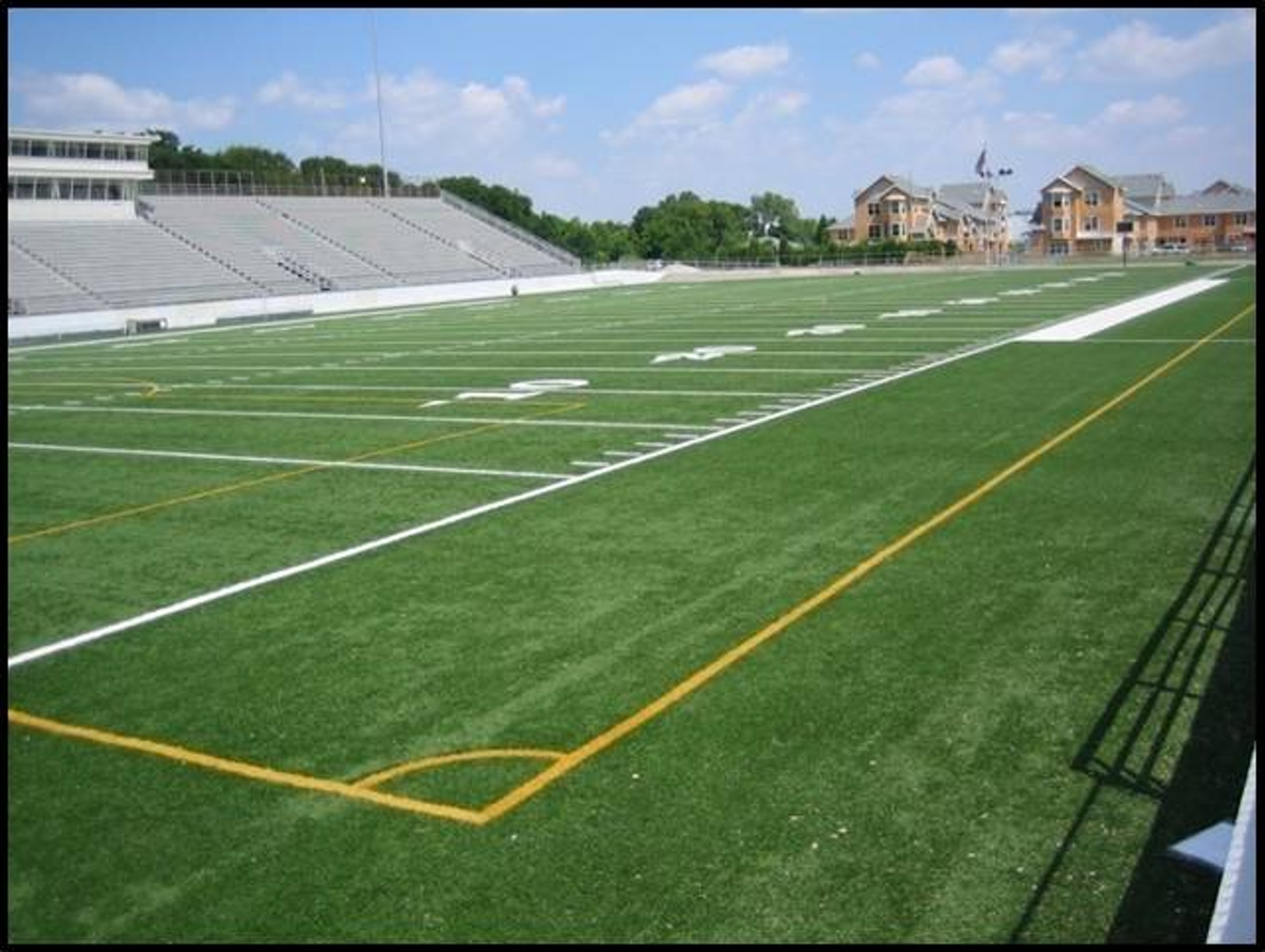 Forester Athletic Complex in Beyond Dallas