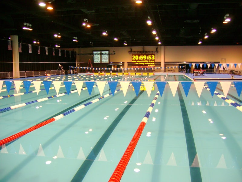 Frisco ISD Natatorium in Beyond Dallas