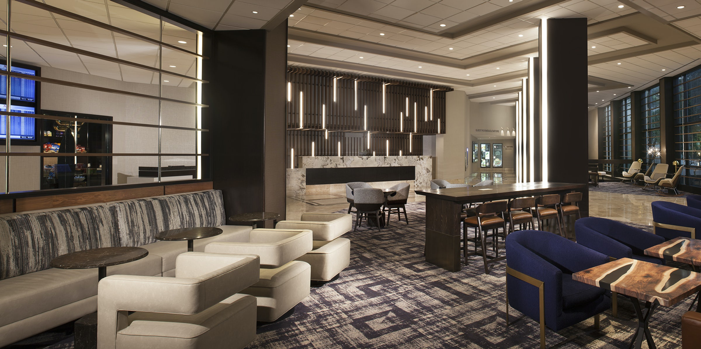 Dallas/Fort Worth Airport Marriott in Beyond Dallas