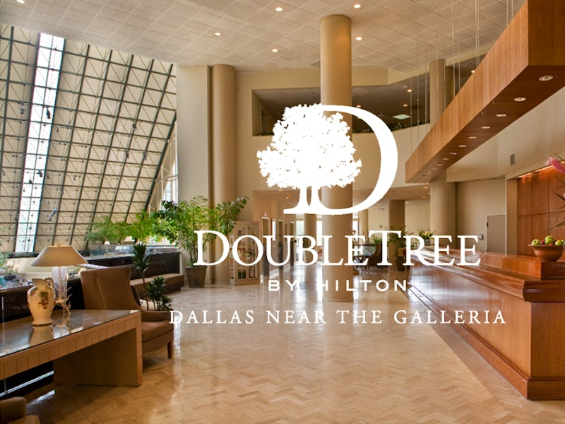 DoubleTree by Hilton Dallas Near the Galleria in Farmers Branch