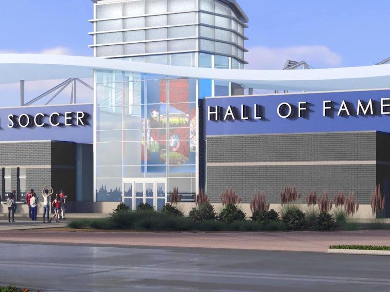 National Soccer Hall of Fame
