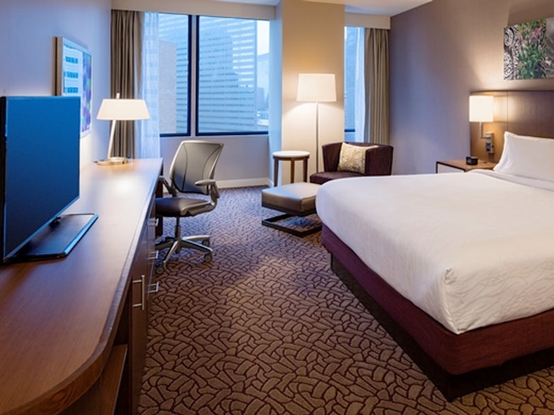 Hilton garden inn downtown dallas dallas tx 75201 visit - Hilton garden inn grand ave chicago ...