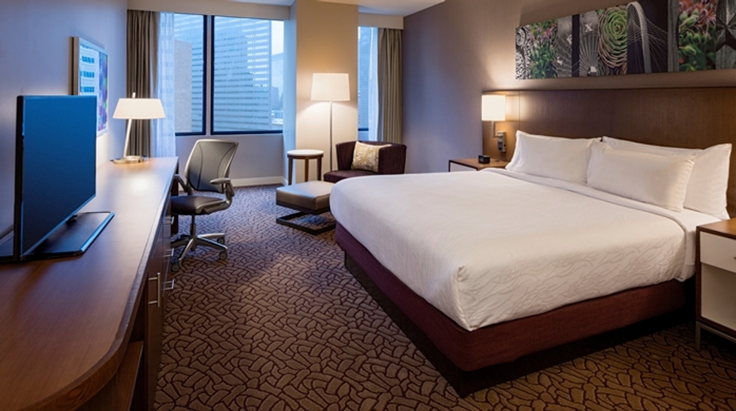 Hilton Garden Inn Downtown Dallas in Beyond Dallas