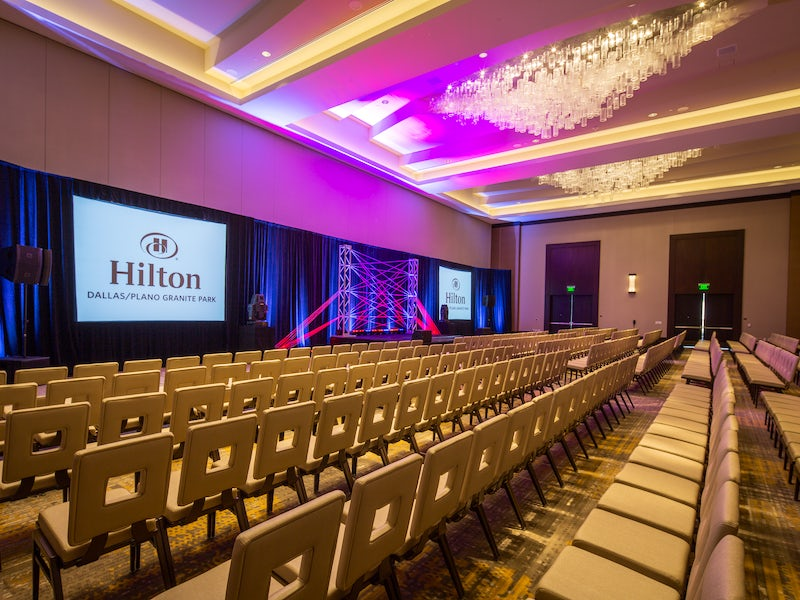 Hilton Dallas Plano Granite Park in Plano