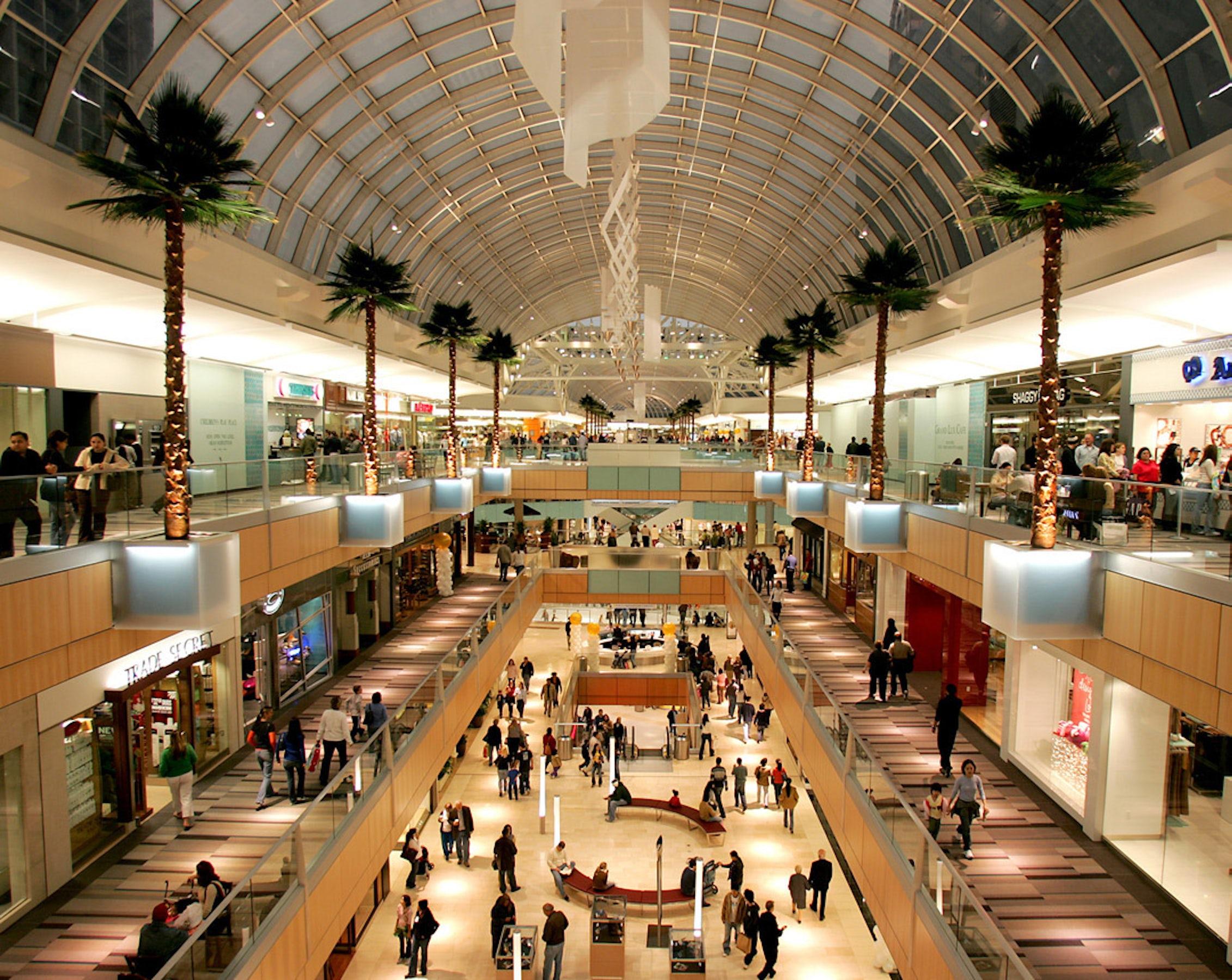 Galleria Dallas in Beyond Dallas