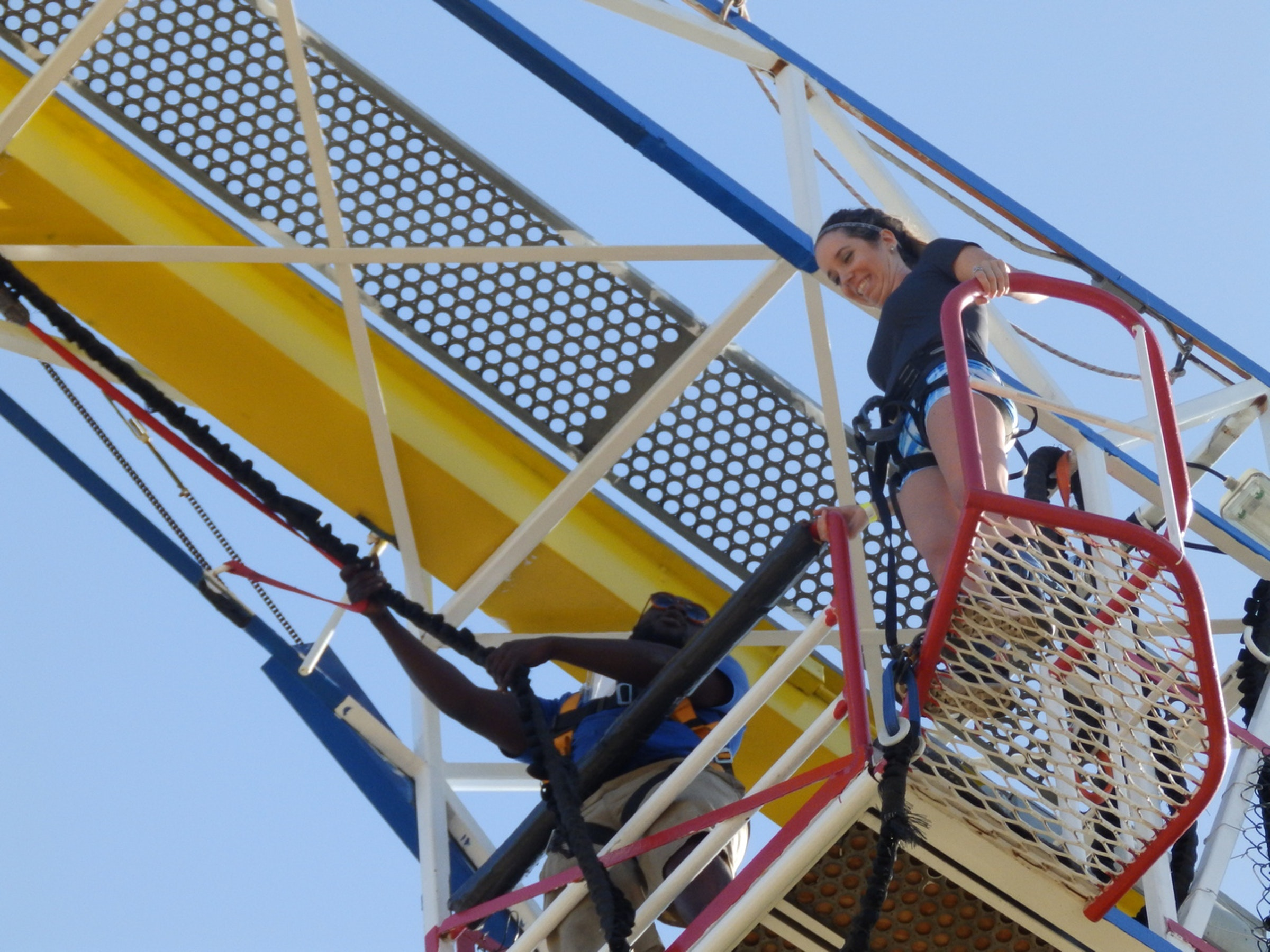 Zero Gravity Thrill Amusement Park in Beyond Dallas