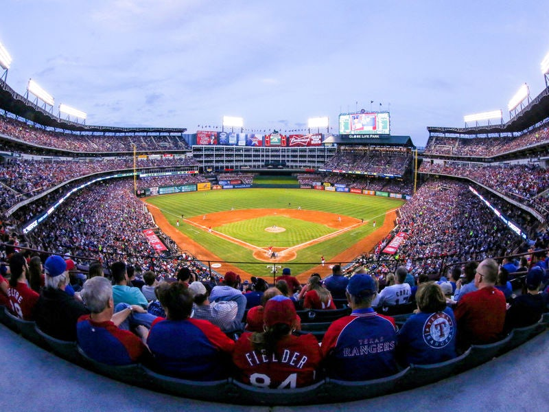 Globe Life Park in Arlington in Beyond Dallas