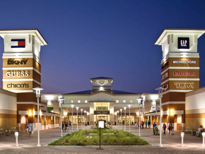 Grand Prairie Premium Outlets in Beyond Dallas