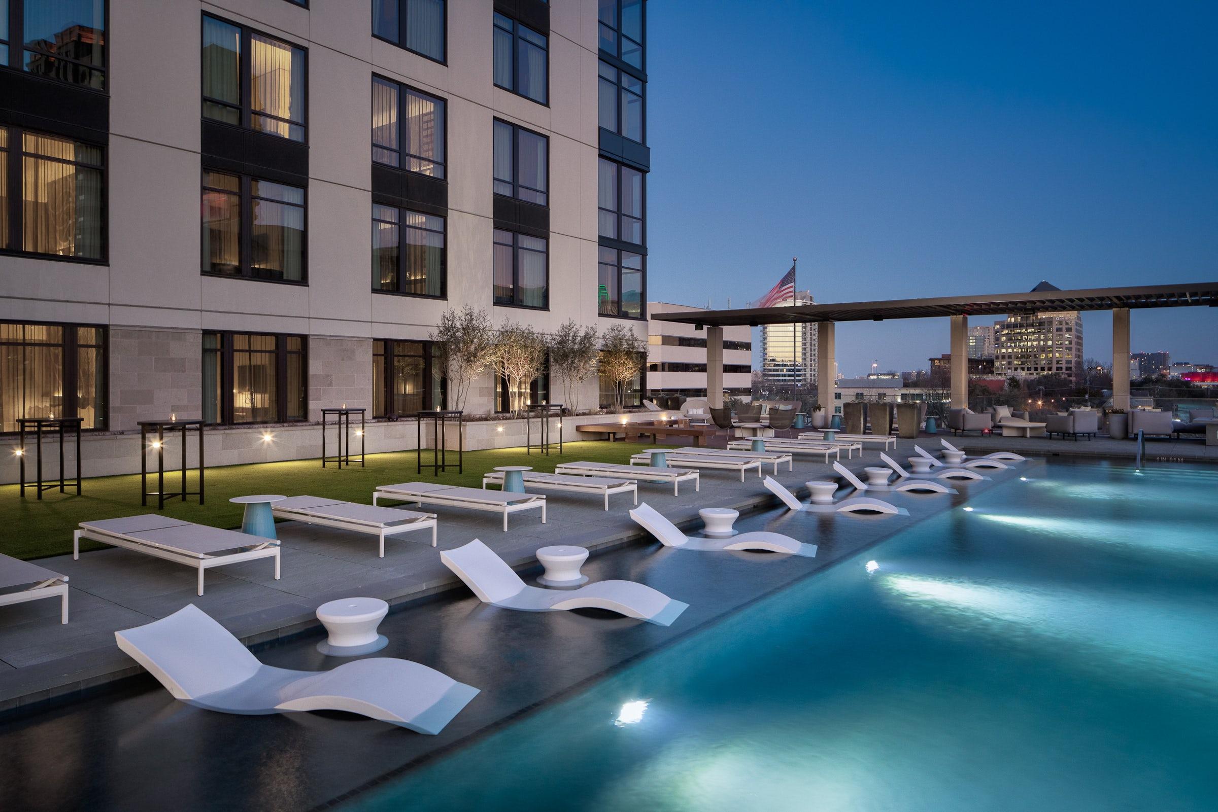 Dallas Marriott Uptown in Beyond Dallas