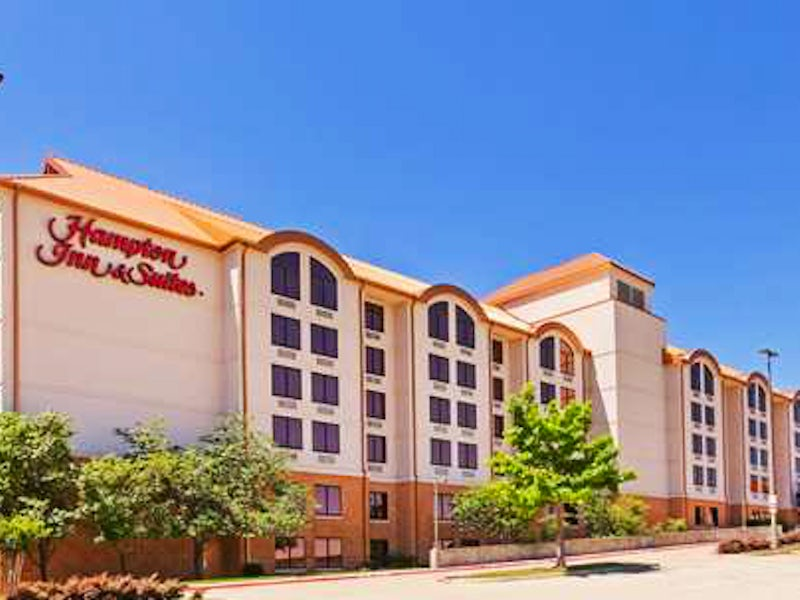 Hampton Inn & Suites Dallas-Mesquite in Beyond Dallas