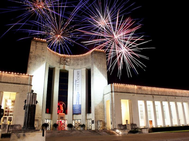 Illumination Fireworks in Beyond Dallas