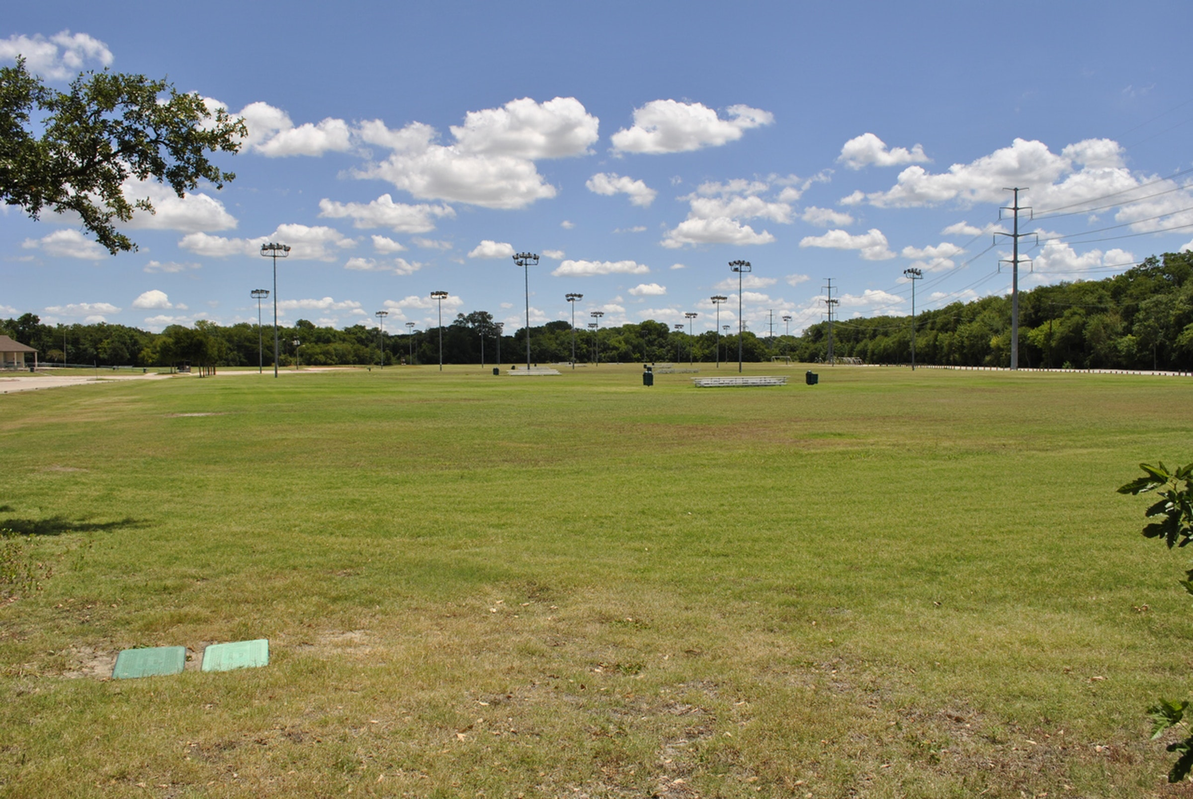Harry S. Moss Park in Beyond Dallas
