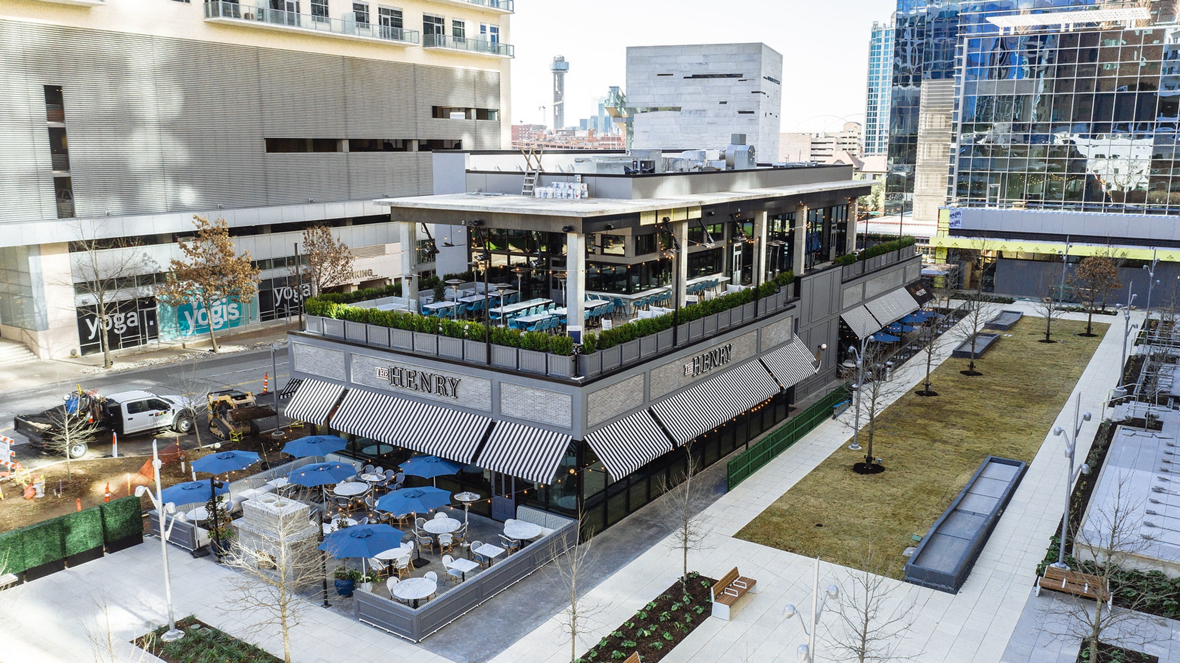 The Henry in Beyond Dallas