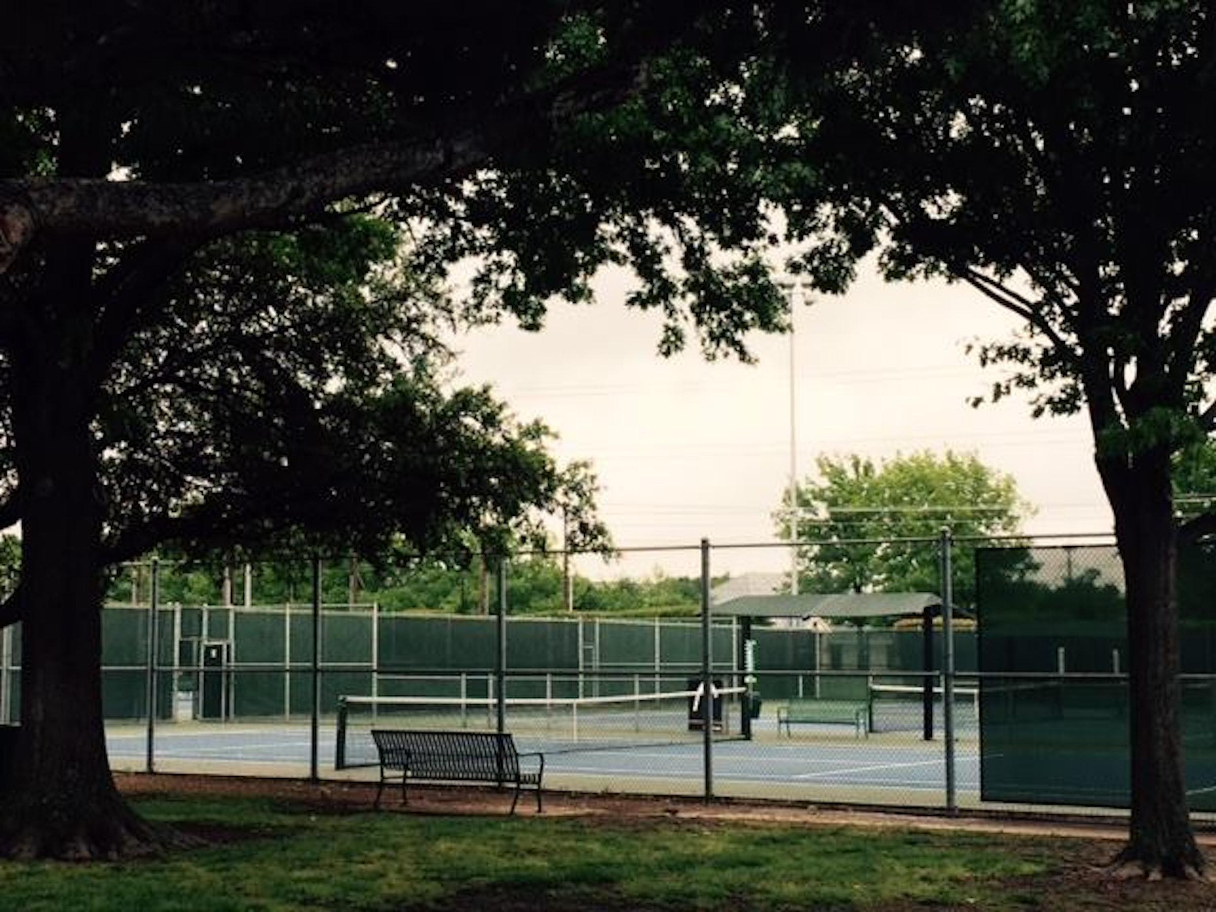 High Point Tennis Center in Beyond Dallas