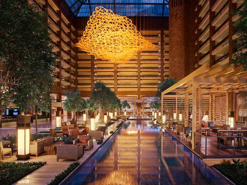 Hilton Anatole in Design District