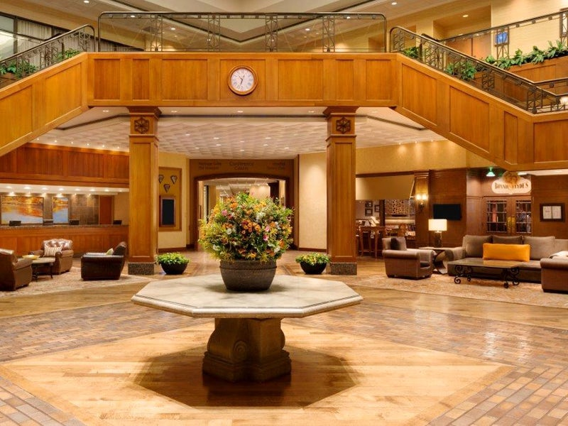 Hilton DFW Lakes Executive Conference Center in Beyond Dallas