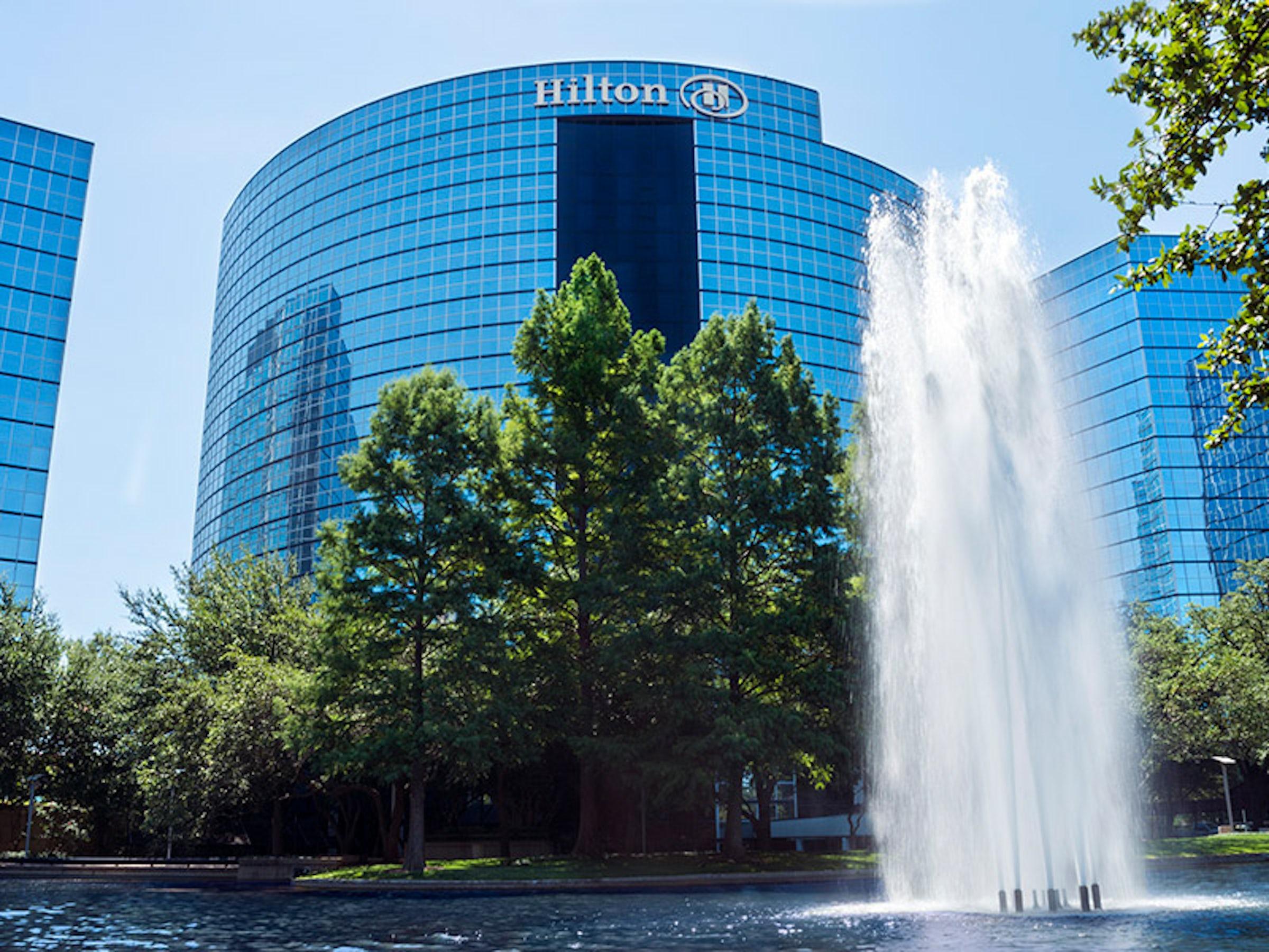 Hilton Dallas Lincoln Centre in Beyond Dallas