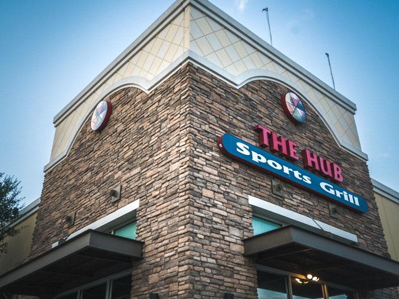 Hub Sports Bar & Grill in Addison
