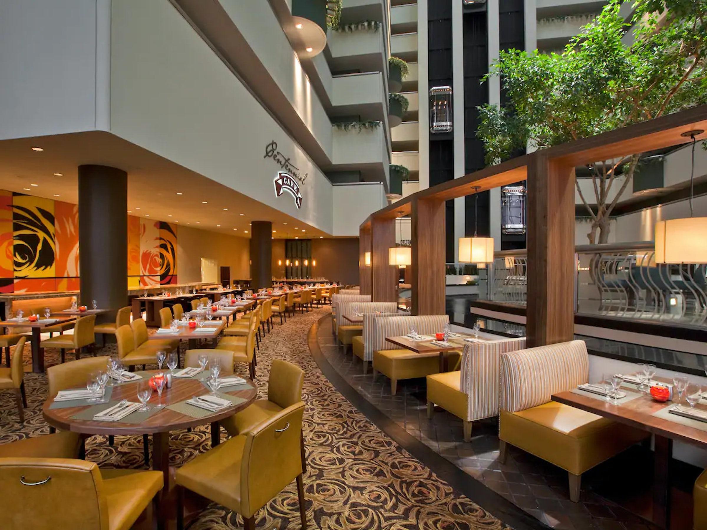 Centennial Cafe in Beyond Dallas