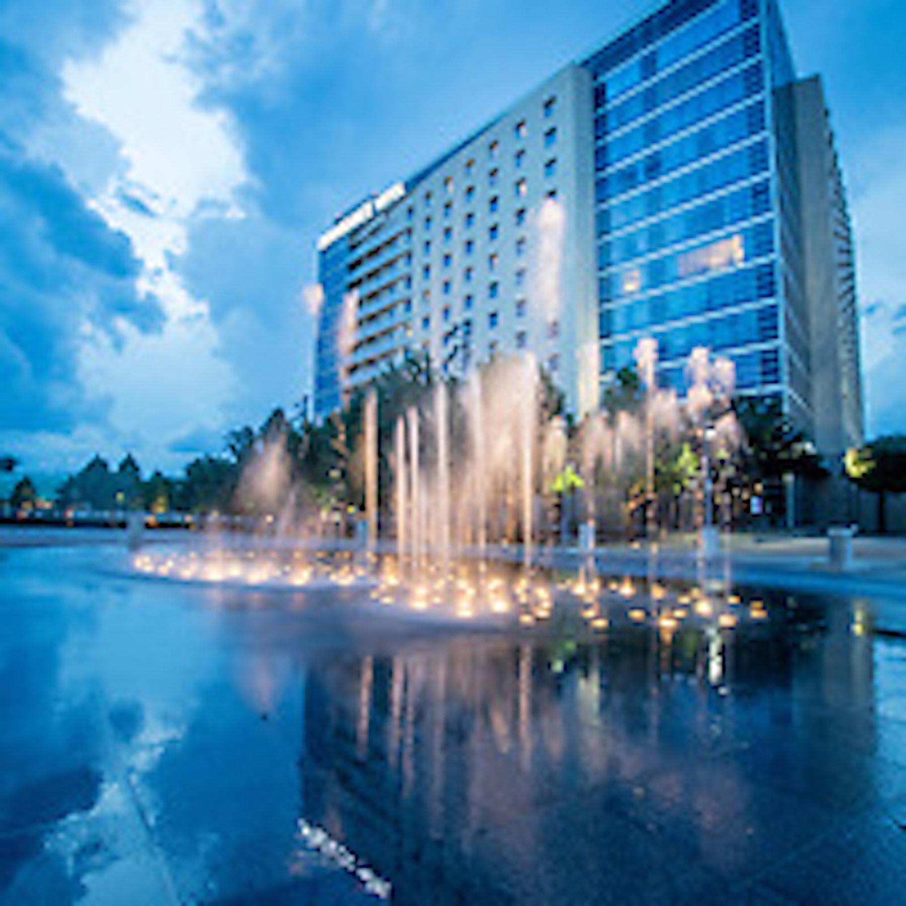 Renaissance Dallas-Richardson Hotel in Beyond Dallas