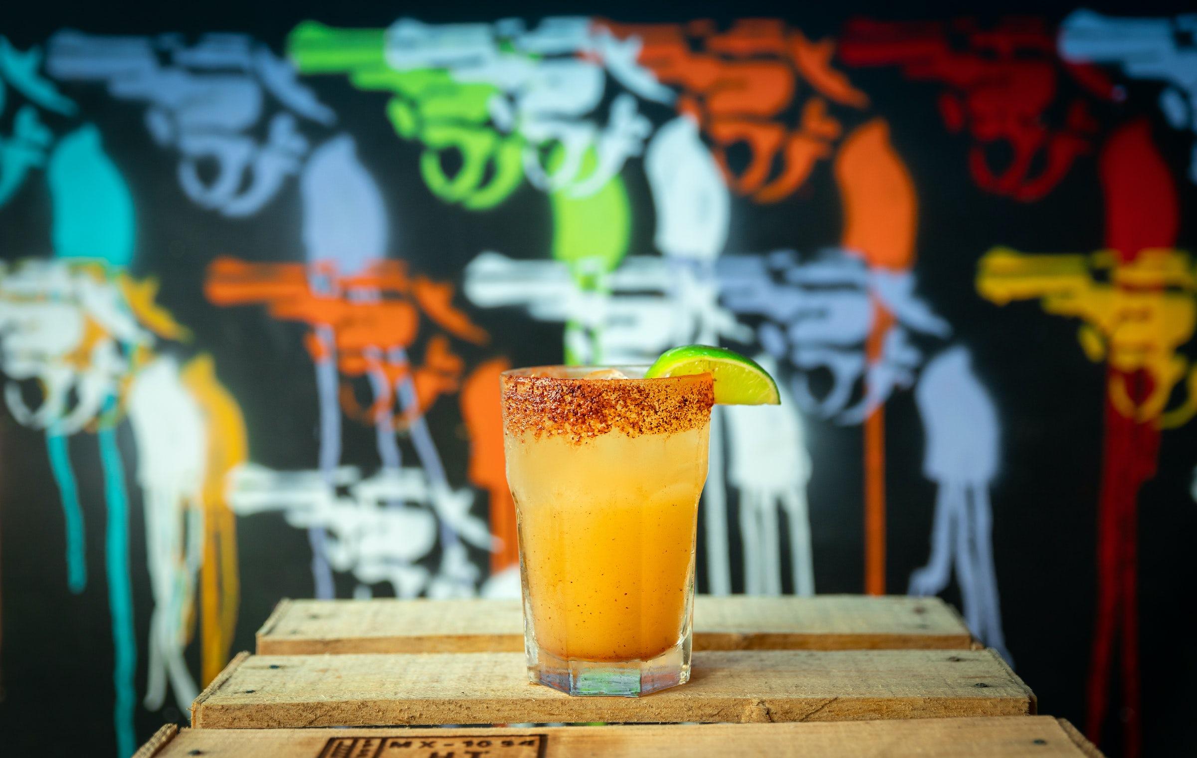 Revolver Taco Lounge in Beyond Dallas
