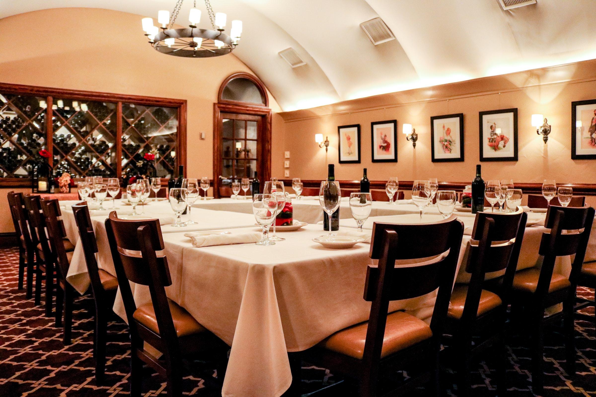 Bob's Steak & Chop House in Beyond Dallas