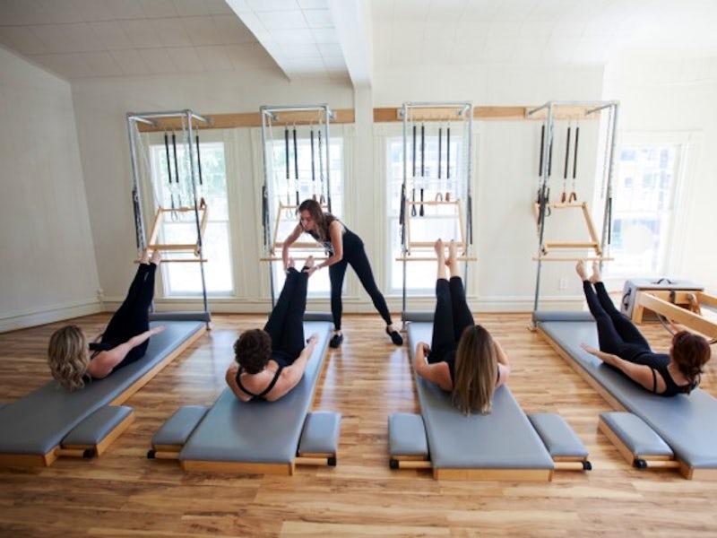 Pilates Methodology in Uptown (Proper)