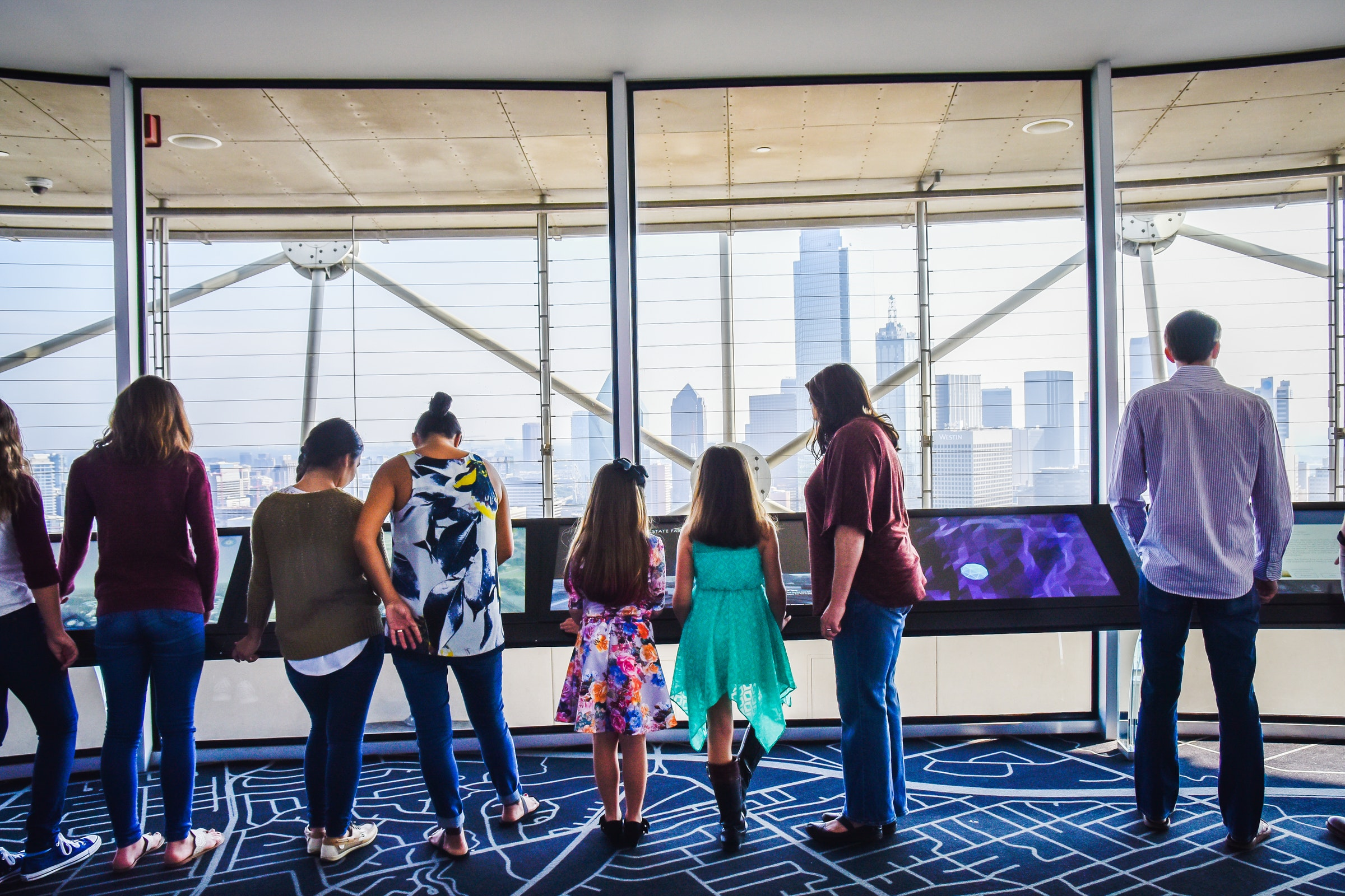Reunion Tower Events in Beyond Dallas