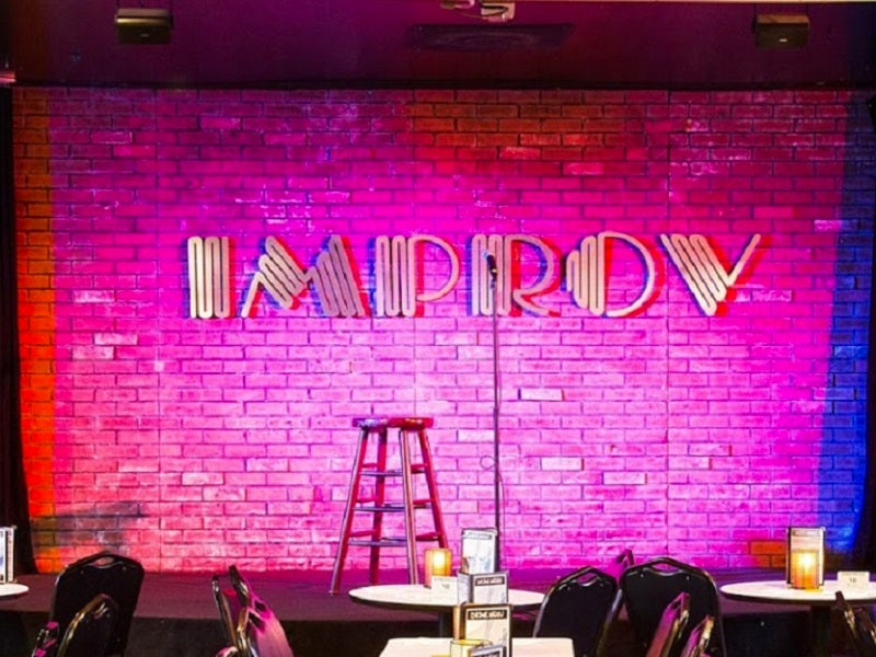 Addison Improv Comedy Club in Addison