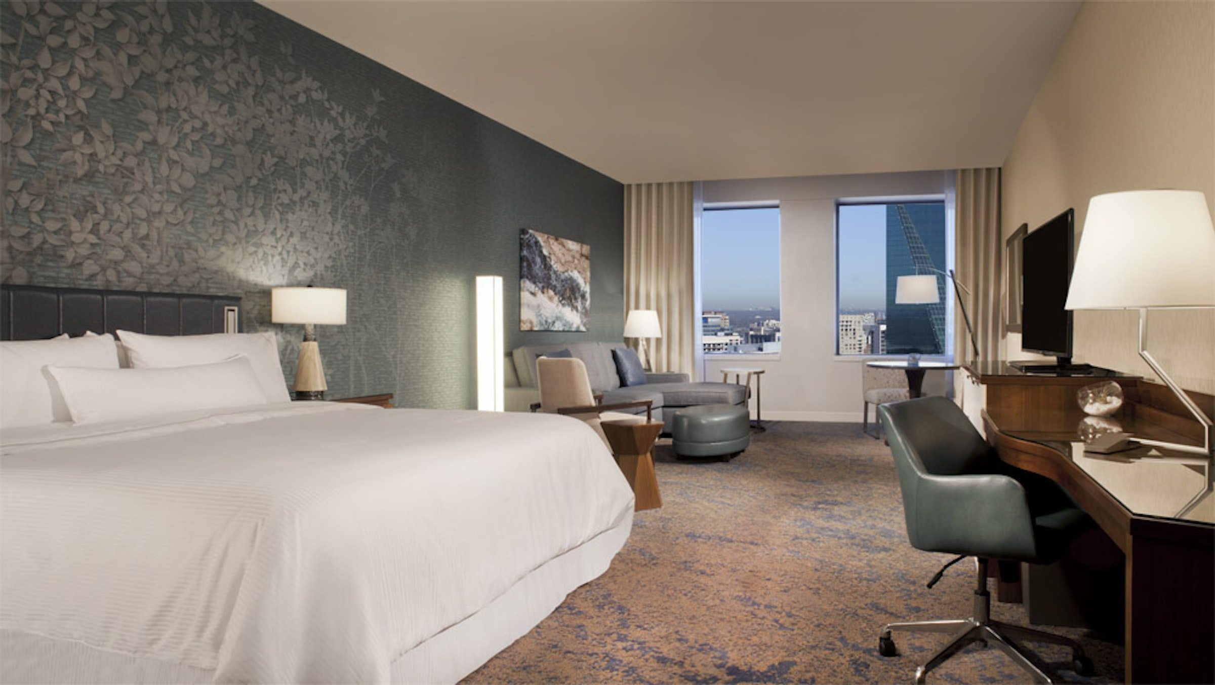 The Westin Dallas Downtown in Beyond Dallas