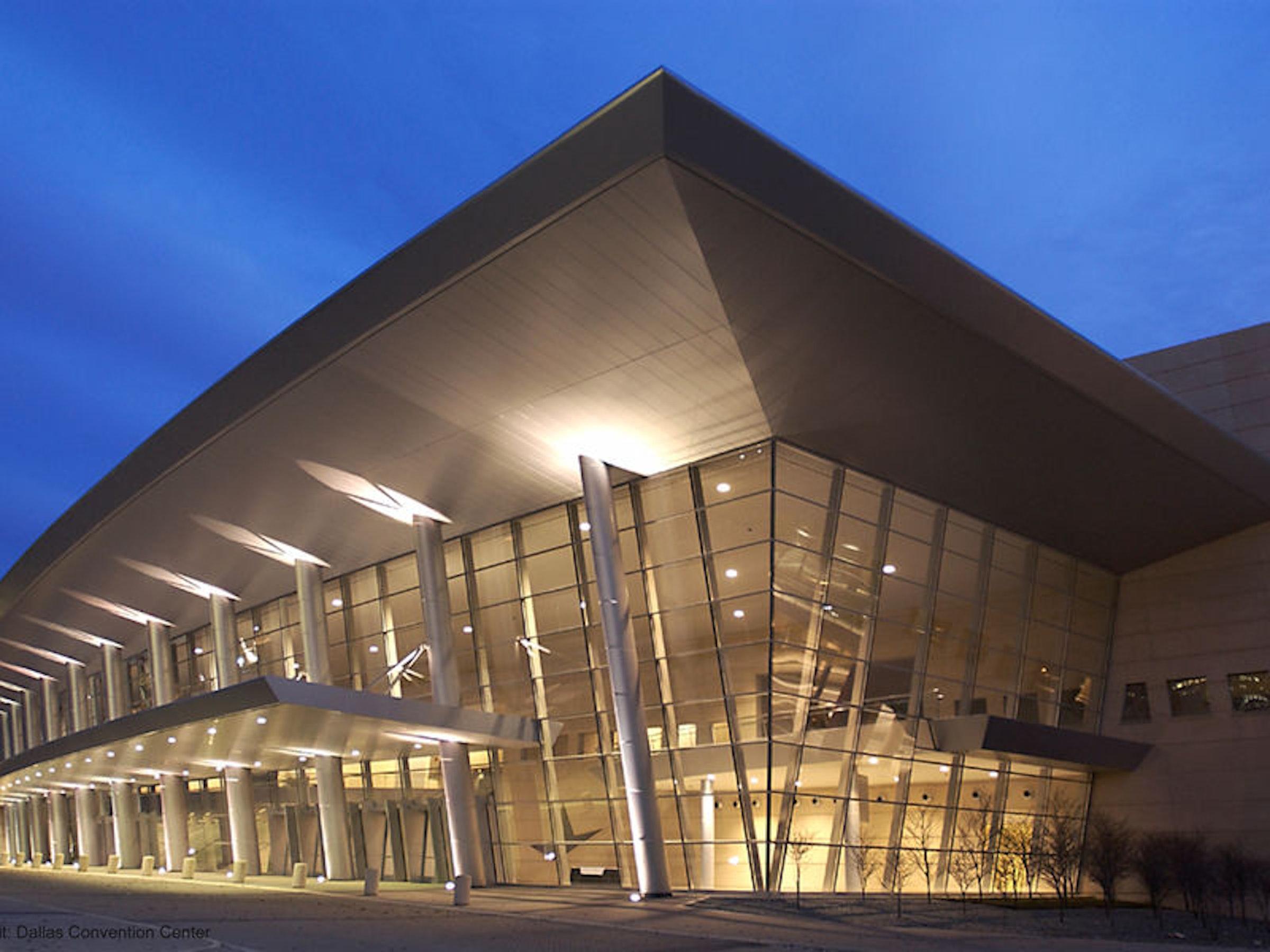 Kay Bailey Hutchison Convention Center Dallas in Beyond Dallas