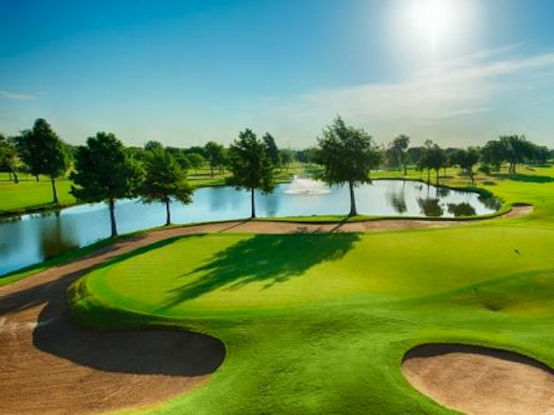 Keeton Park Golf Course in Beyond Dallas