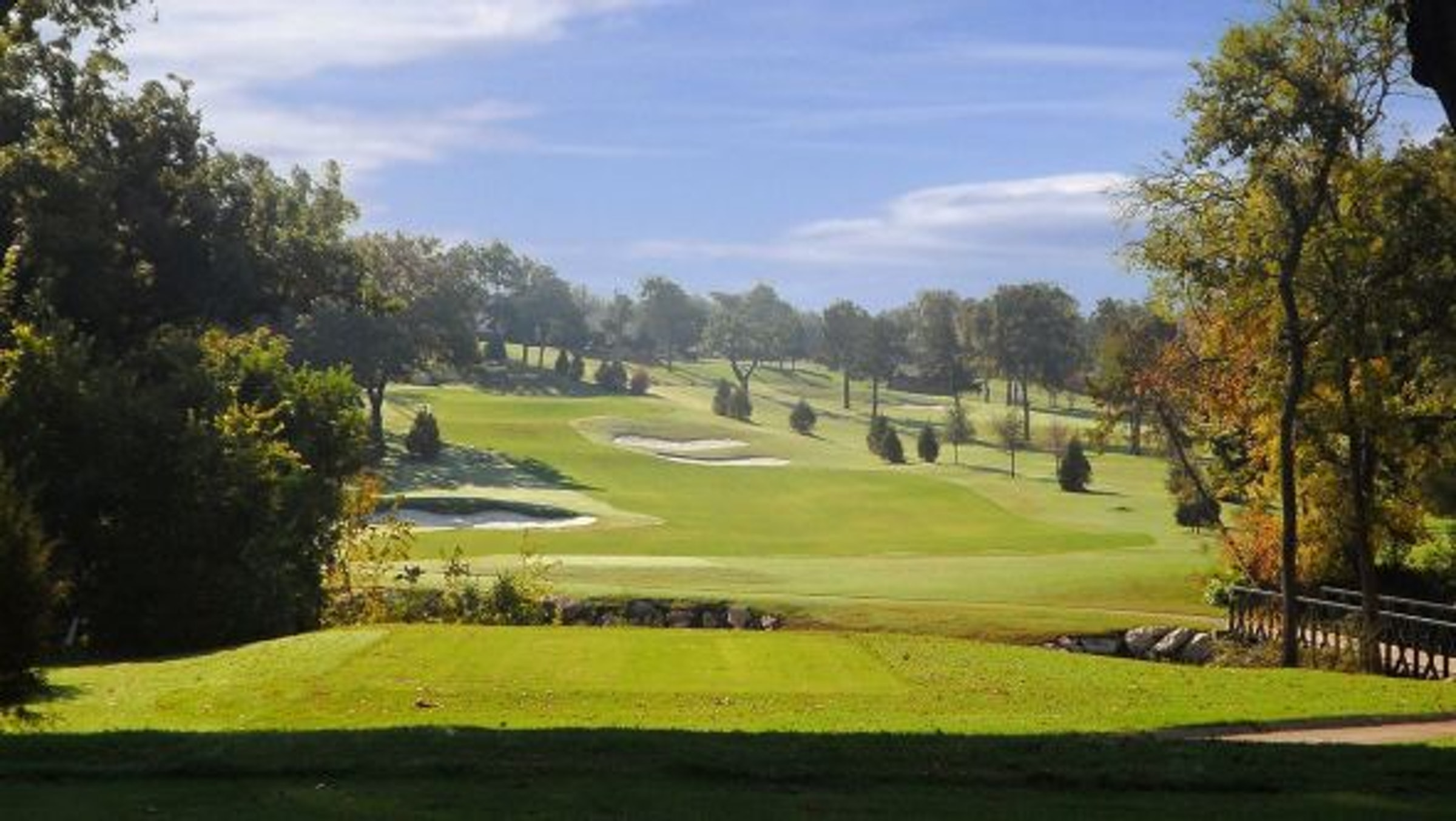 Keeton Park Golf Course in Beyond Dallas
