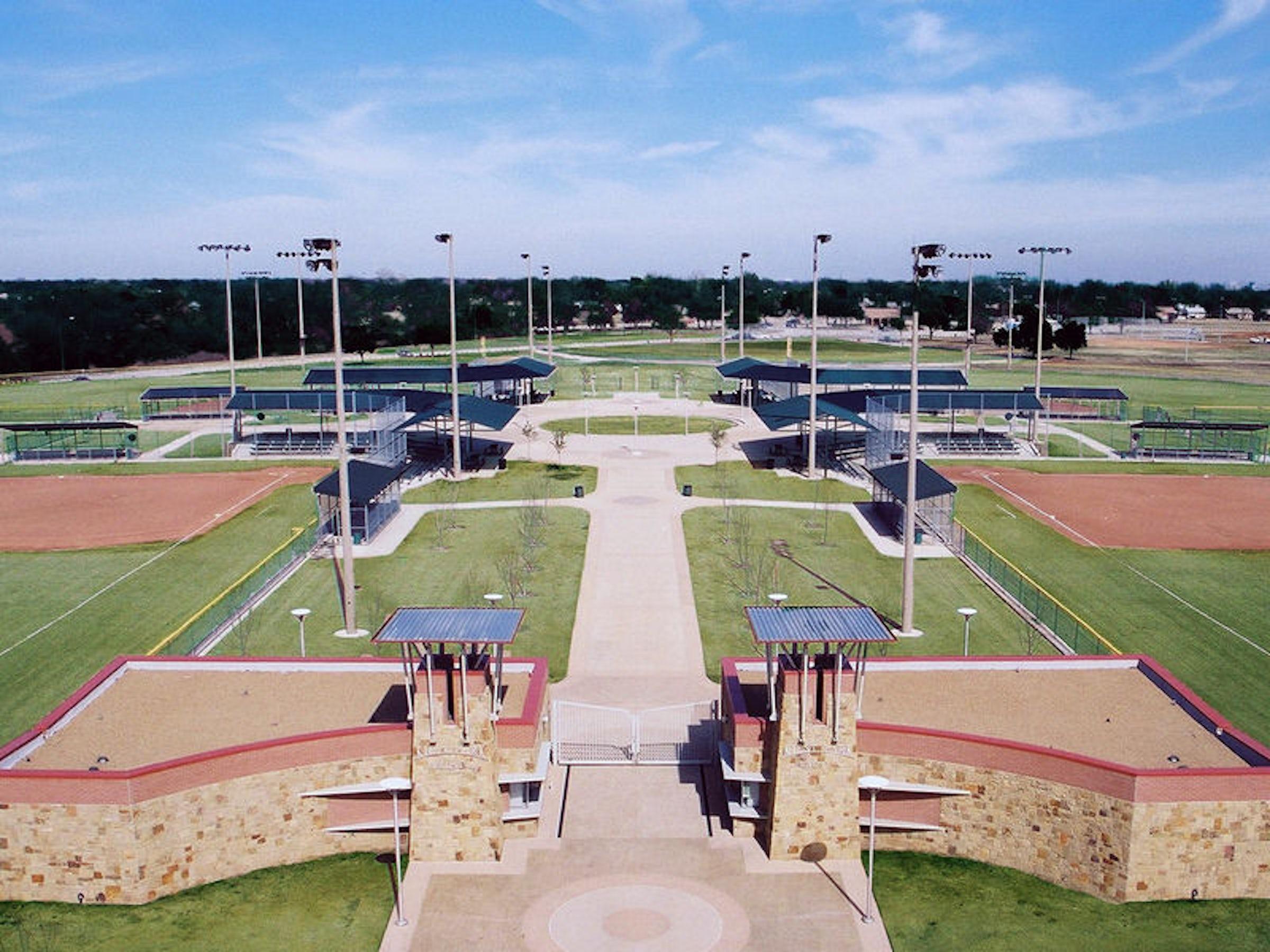 Kiest Park in Beyond Dallas
