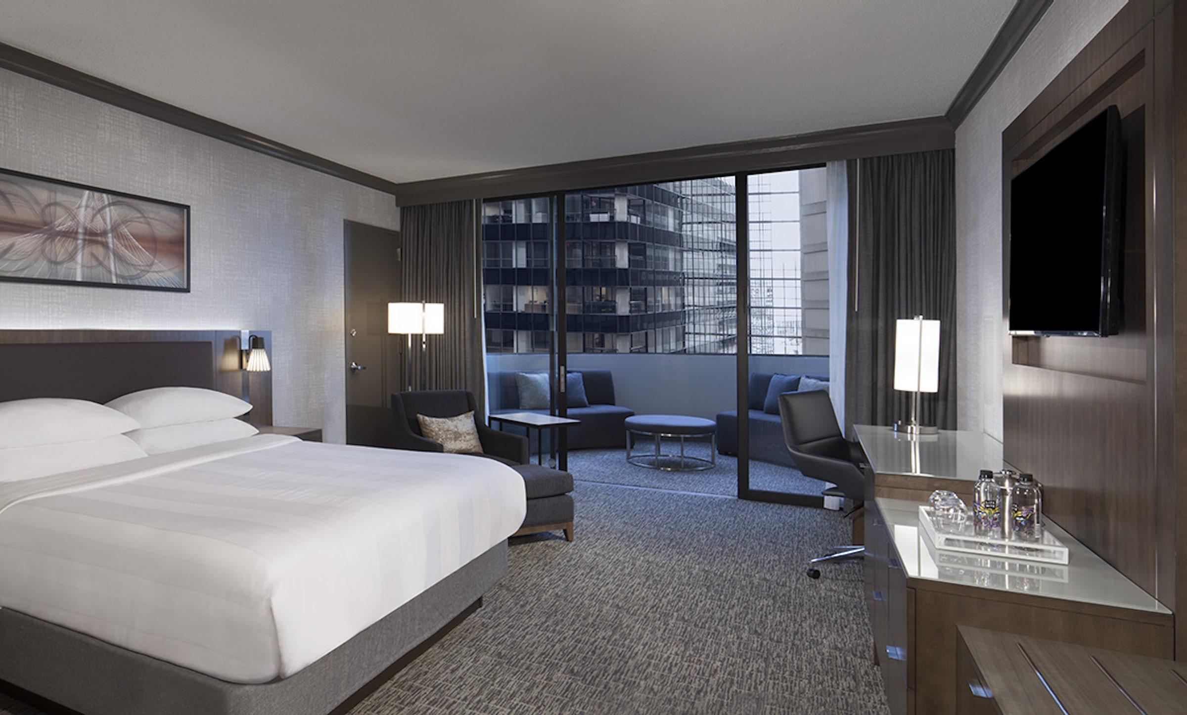 Dallas Marriott Downtown in Beyond Dallas