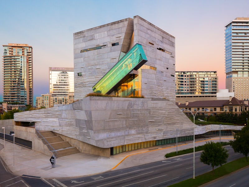 Perot Museum of Nature and Science in Beyond Dallas