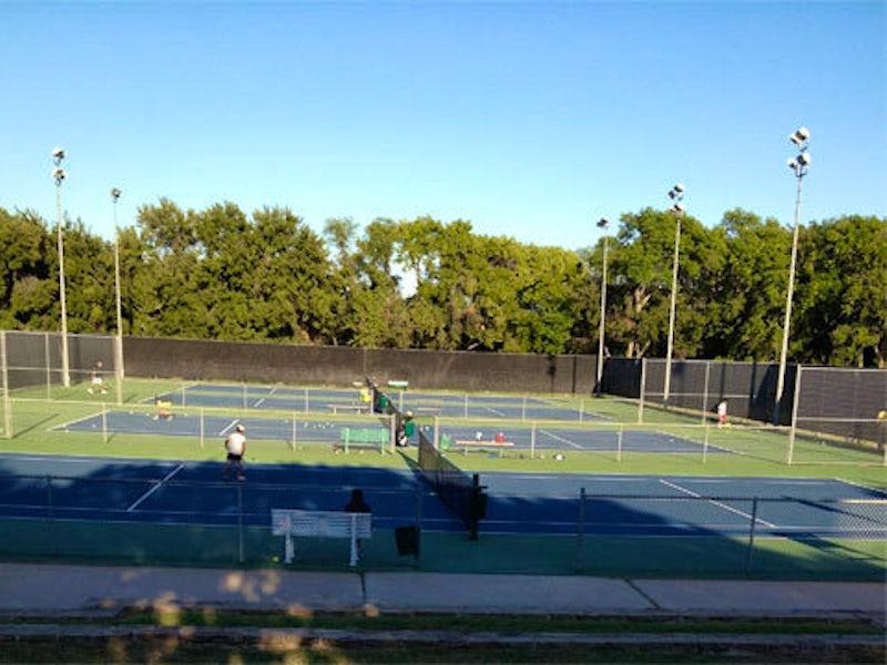L.B. Houston Tennis Center in Beyond Dallas