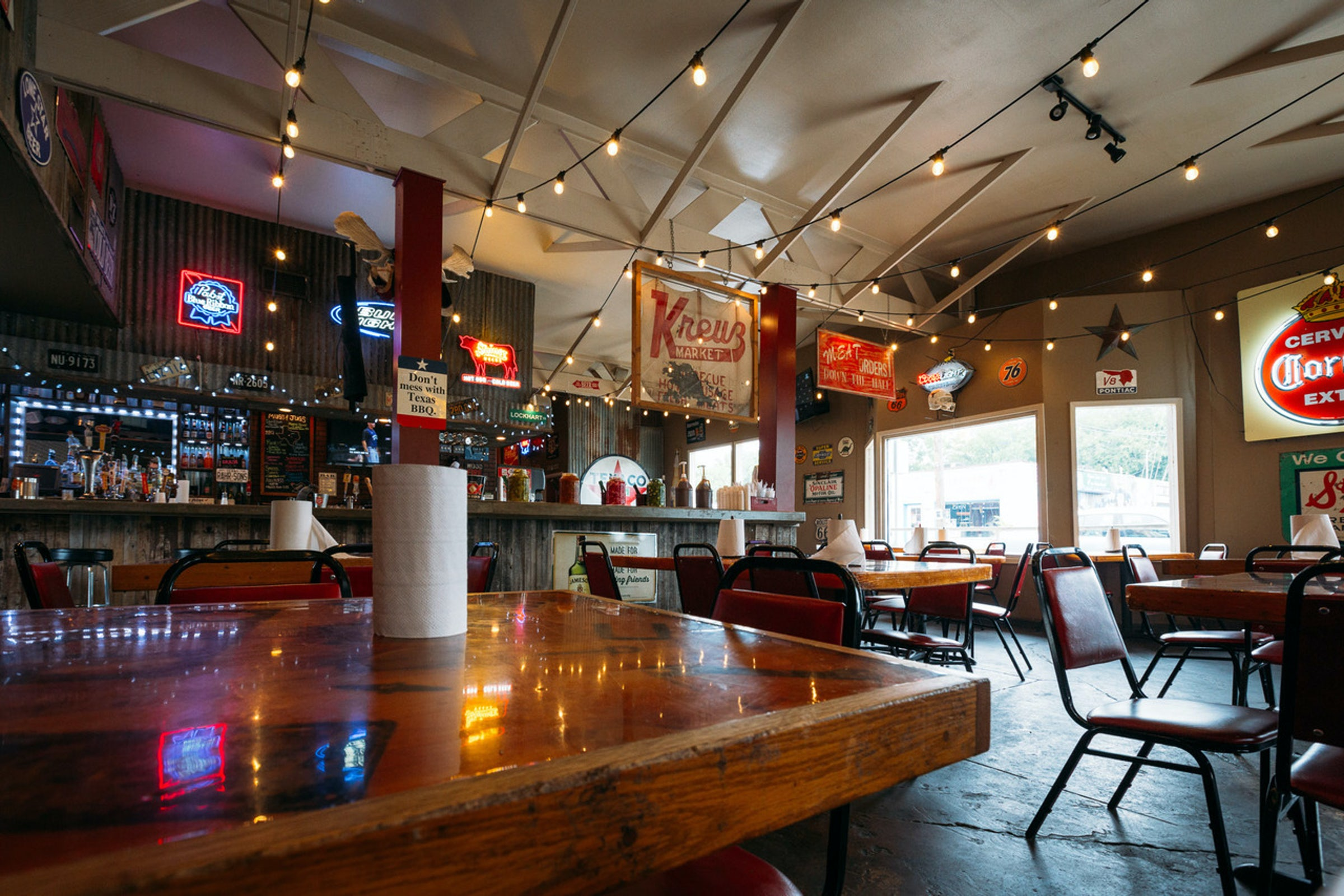 Lockhart Smokehouse in Beyond Dallas