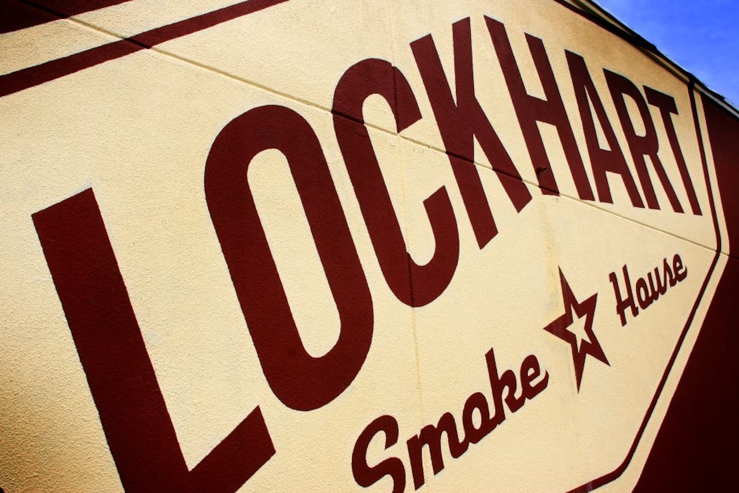 Lockhart Smokehouse in Beyond Dallas