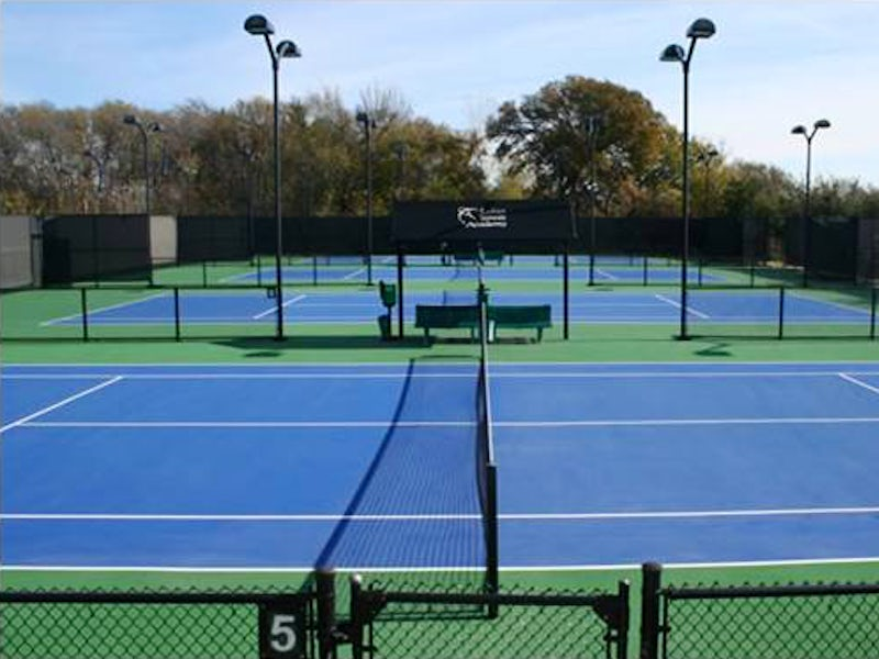 Lakes Tennis Academy in Beyond Dallas