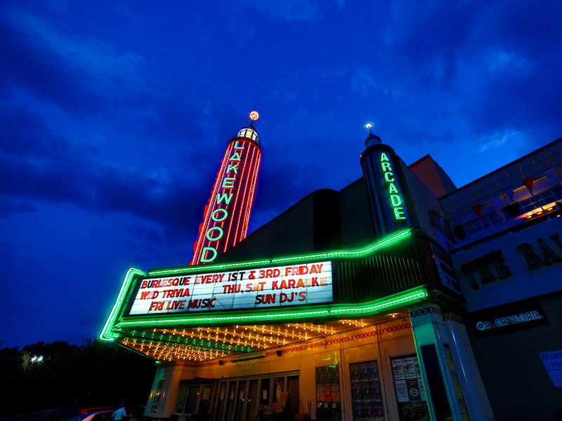 Lakewood Theatre in Beyond Dallas