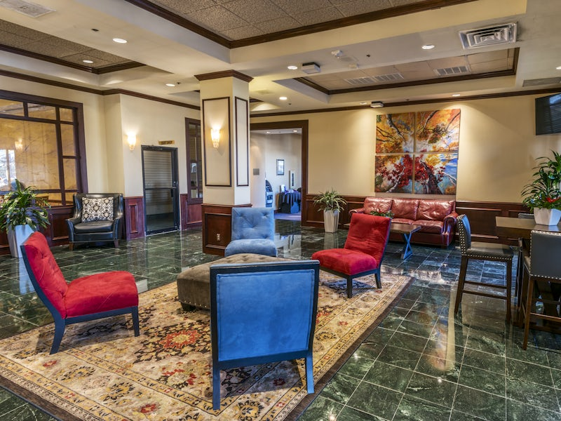 MCM Elegante Hotel & Suites in North Dallas