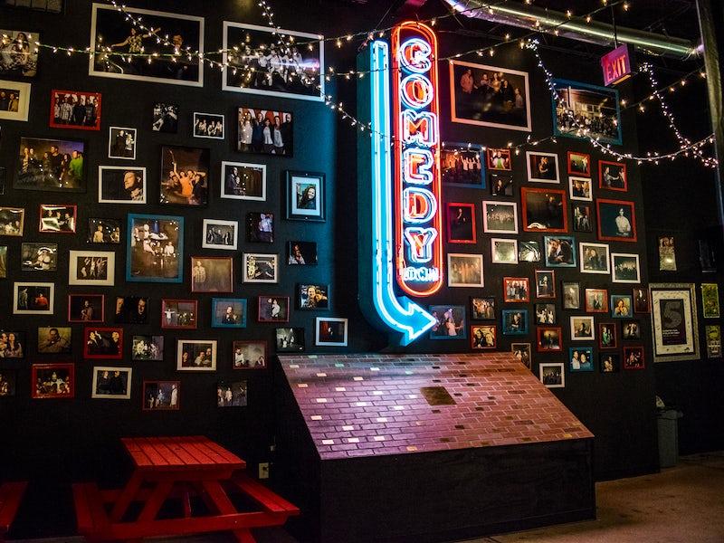 Dallas Comedy House in Beyond Dallas