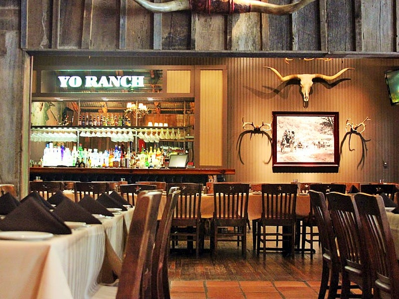 Y.O. Ranch Steakhouse in West End