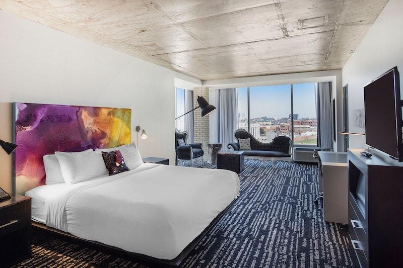 Lorenzo Hotel Dallas Tx 75215 Visit Dallas