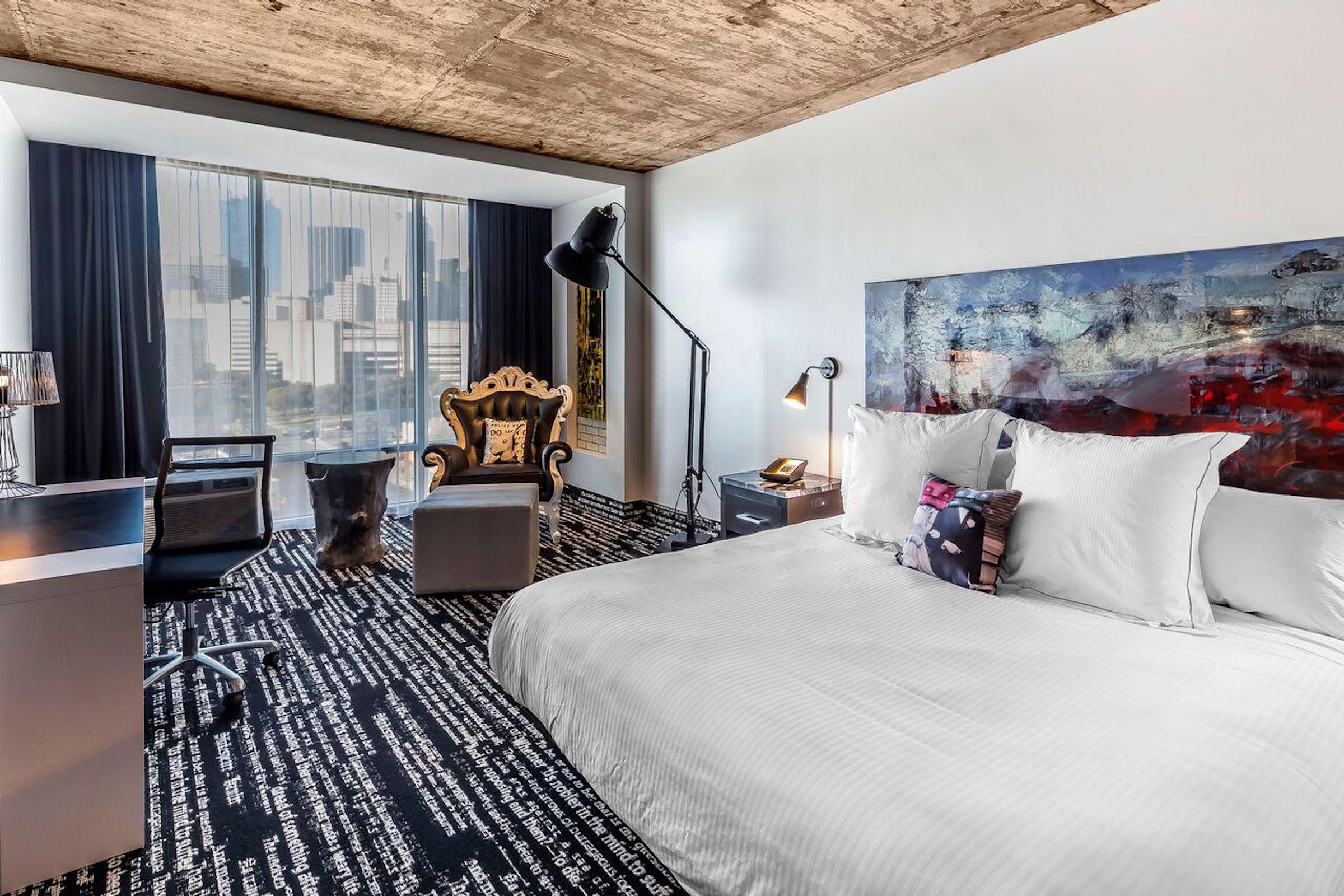 Lorenzo Hotel in Beyond Dallas