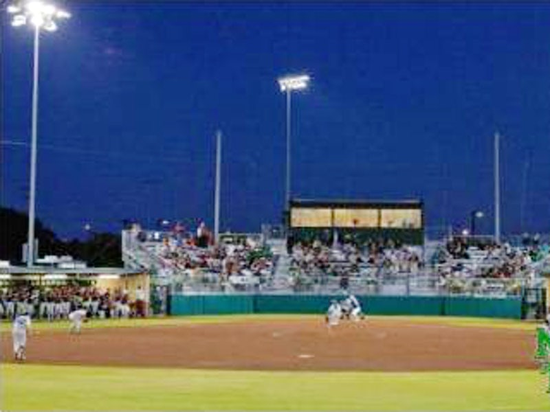 Lovelace Stadium in Beyond Dallas